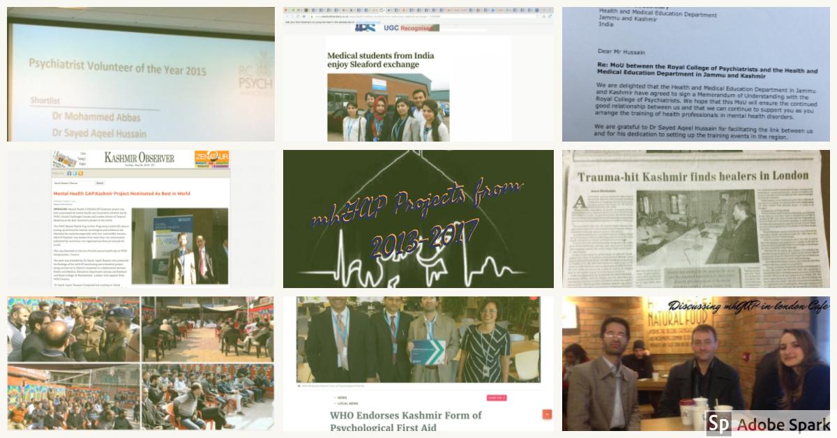 mhGAP Implementation in Kashmir | Mental Health Innovation