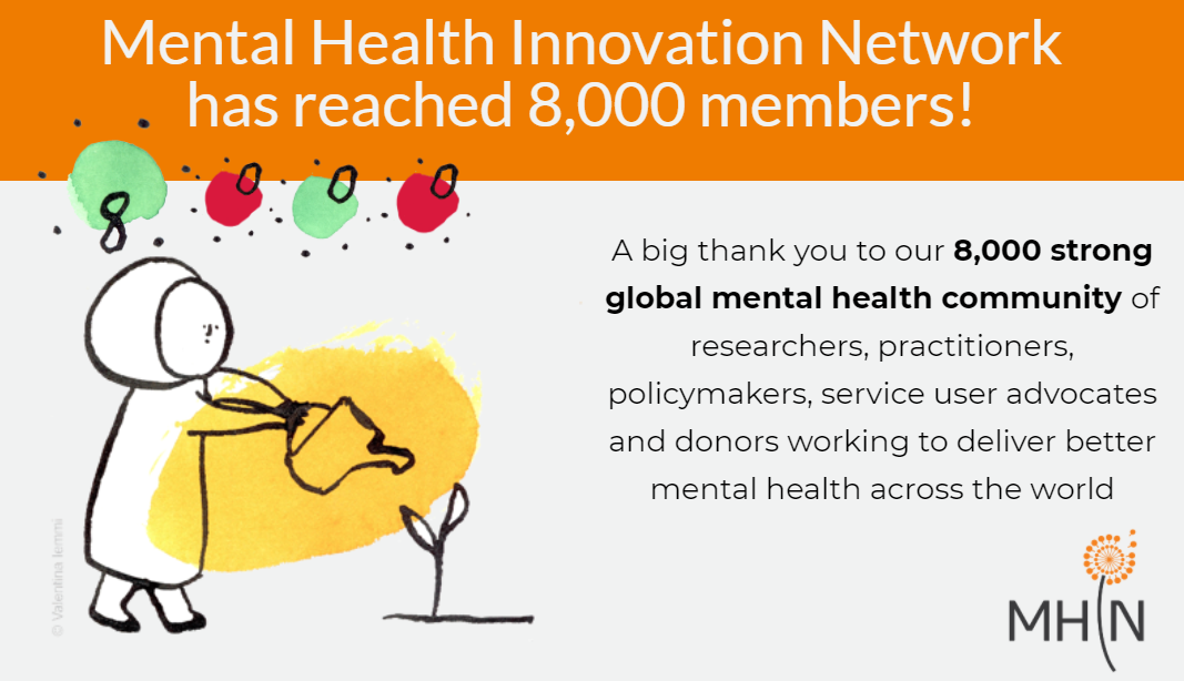 World Mental Health Day 20 Highlights For 2020 Mental Health Innovation Network