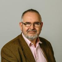 Photograph of Stuart Hillston