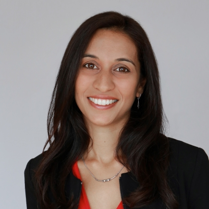Monika Parikh, Founder, Partnerships for Trauma Recovery