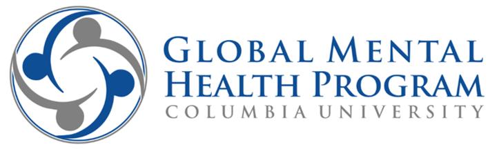 Global Mental Health Program At Columbia University Mental Health