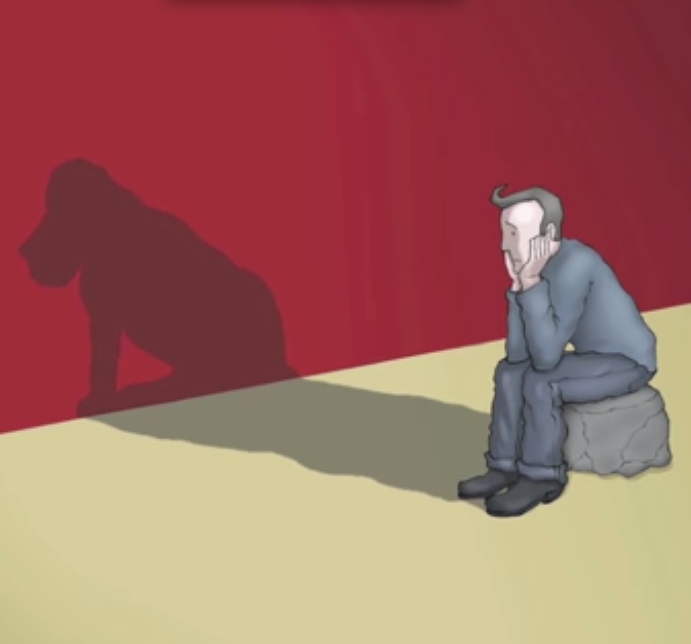 Black Dog And Depression