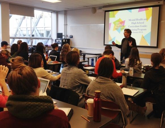 Improving Access To Care Go To Educator Program Mental Health